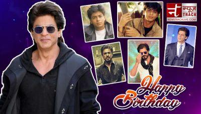 Birthday: When Jaya Bachchan was about to slap Shahrukh Khan, she said- 'My son...'