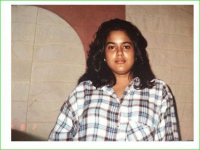 Sameera Reddy Shares throwback Pic, Writes About 'Pressure To Look Good'