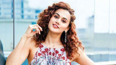 फिल्म जुड़वा 2 में तापसी पन्नू ने भले ही पहनी बिकनी लेकिन, सेक्स कॉमेडी...
