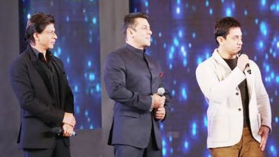 Apart from Aamir Khan, two big Bollywood Khans will work in the film 'Lal Singh Chadha'