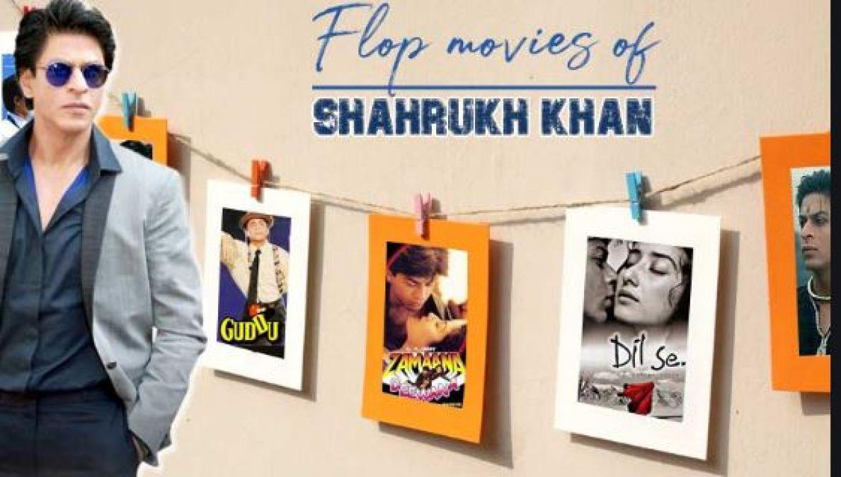 Shah Rukh Khan becomes first Bollywood celeb to feature on Burj Khalifa