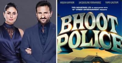 First look of Arjun Kapoor and Kareena's 'Bhoot Police' released