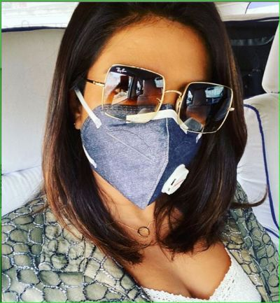 On the pollution of Delhi, Priyanka posted such a picture that people are trolling her fiercely!