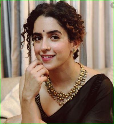 Sanya Malhotra ready to marry anyone, says 'Call me'