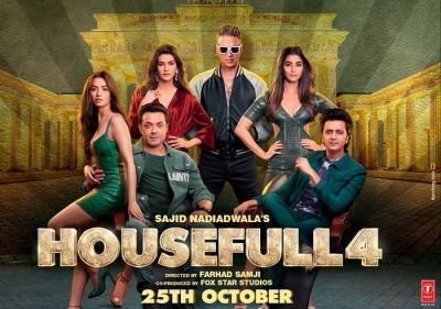 Housefull 4: Film continues pretty well, earned so many crores in 11 days