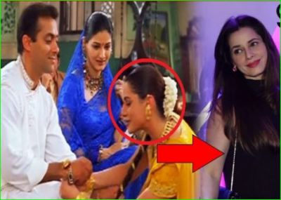 This actress became famous as Salman's sister, said- 'No regrets...'