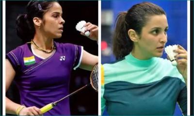 Parineeti Chopra's look reveals from Saina Nehwal's biopic