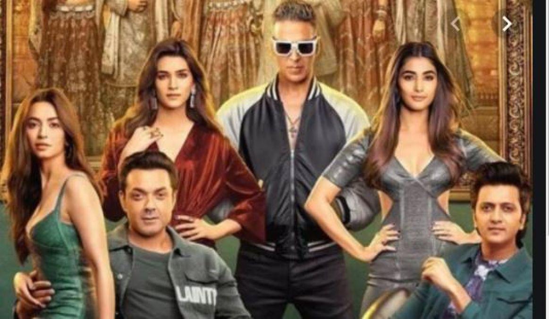 अक्षय कुमार ने 'हाउसफुल 4' से बाला वीडियो का एक मज़ेदार बीटीएस शेयर करते हुए कहा,