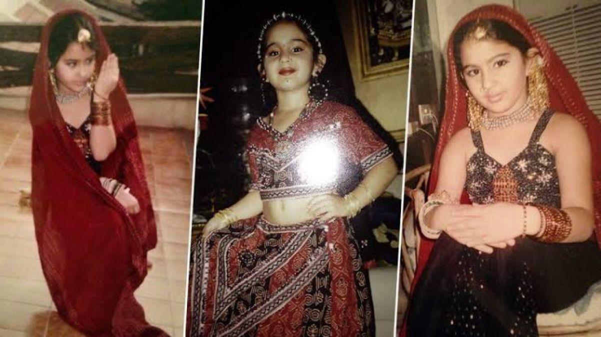 इस बॉलीवुड अदाकारा ने साँझा की 19 साल पुरानी तस्वीरें