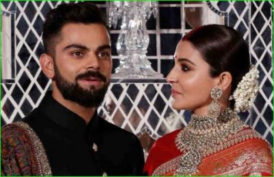 Anushka Sharma wears Virat's clothes, said: