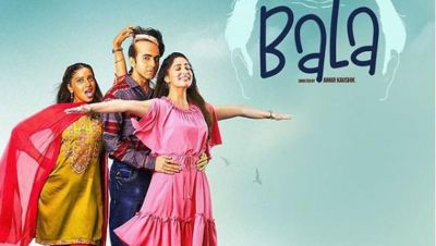 Bala Box office collection: Ayushmann Khurrana 's movie may rule BO on opening day