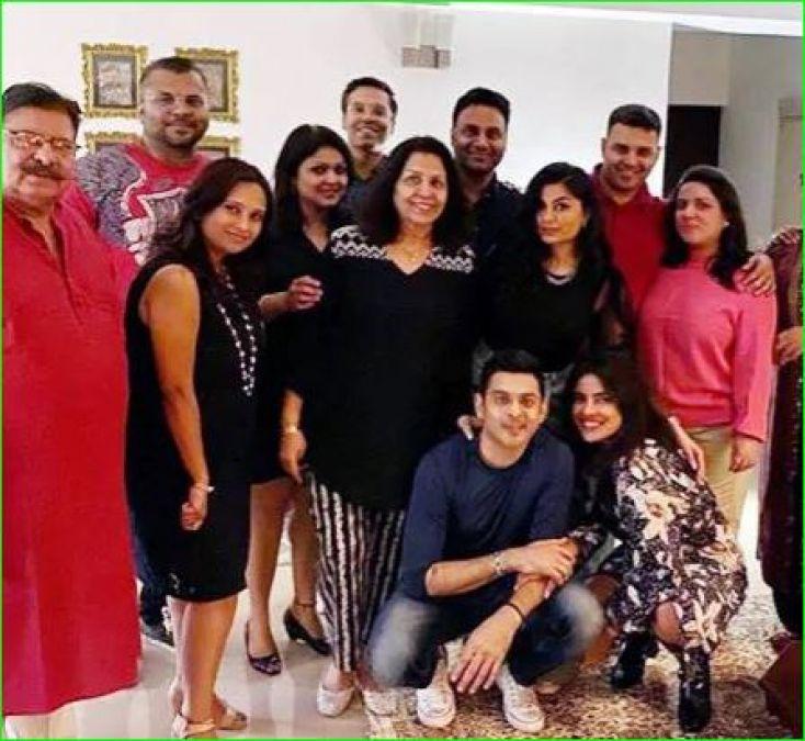 अपने कजिन के जन्मदिन पर बहुत खुश नजर आईं प्रियंका चोपड़ा