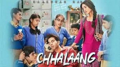 Nusrat Bharuch shares first Chhalaang of her life before release of movie