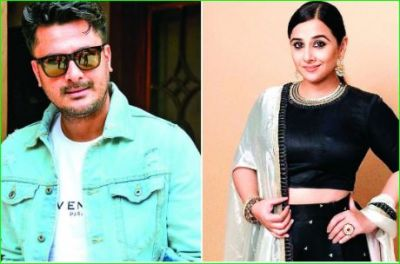 Jisshu Sengupta is very happy to be Vidya Balan's husband, said - 'She always smiles...'