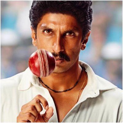 Film 83: Ranveer Singh gave a shot like Kapil Dev, looked very similar!