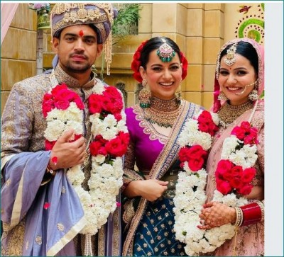 Kangna Ranaut's brother's wedding photos surfaced, See here