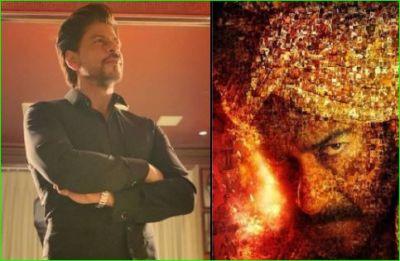 'तानाजी' है अजय देवगन की 100वीं फिल्म, शाहरुख ने कहा- 'दो मोटरसाइकिल पर सवार होने...'