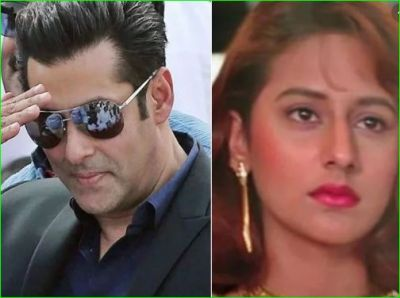 Salman helped this actress in her bad phase, she stated, 'I will worship the picture...'