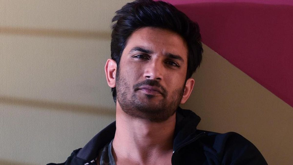 Sushant Singh Rajput took a break from work,heres the