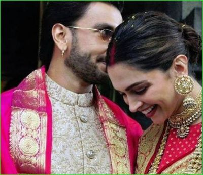 Deepika-Ranveer leave for Tirupati for their first anniversary celebrations, check out super cute picture here