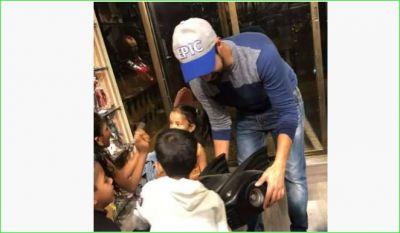 इस एक्टर ने मॉल से गरीब बच्चों को लाखों के सुपरहीरो कॉस्टयूम दिलाकर मनाया बाल दिवस