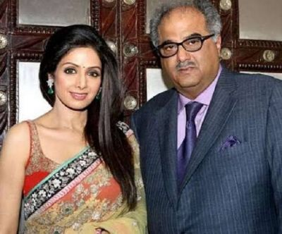 Actress Sridevi honored with ANR National Award, Boney Kapoor got emotional