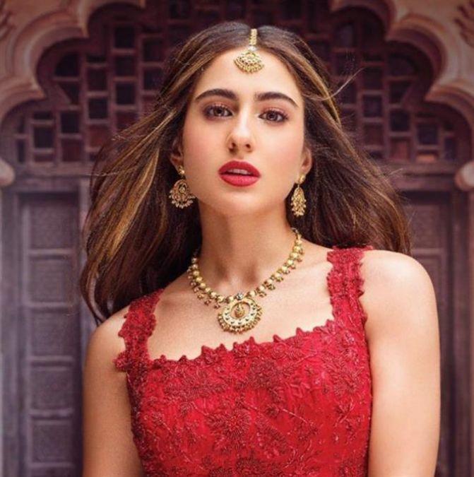 Sara Ali Khan, holidaying abroad, shared beautiful photos; see here!