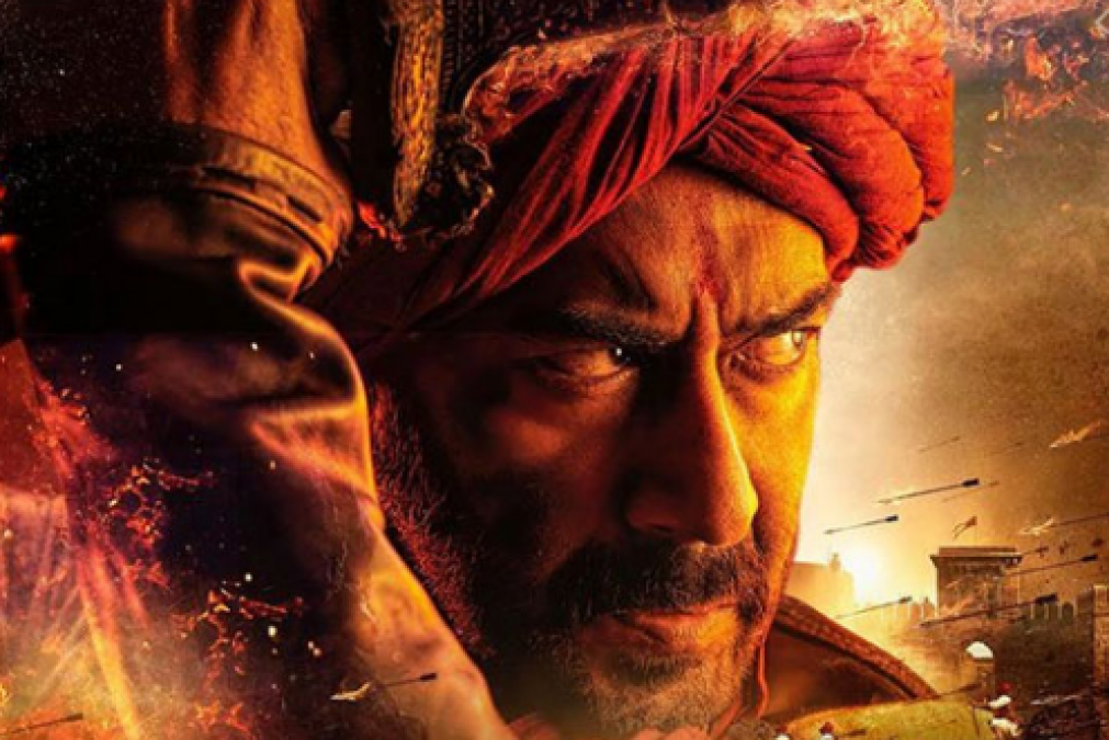 Tanhaji: The Unsung Warrior Trailer released, Know celebs and fan's reaction