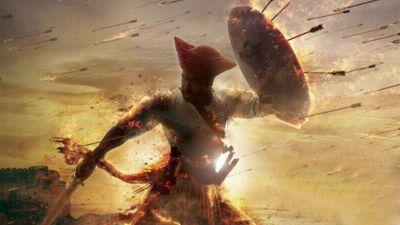 Tanhaji : अजय देवगन ने एक हाथ से फोड़ा नारियल, जलवा देखकर फैंस हैरान
