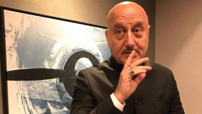 This video of Anupam Kher scared fans, watch here