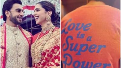 Deepika Padukone showed her love this way, photo goes viral