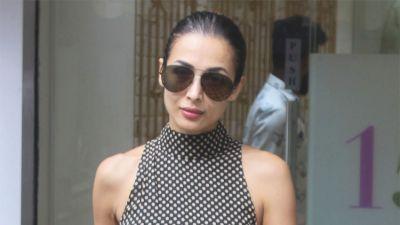 अर्जुन कपूर को छोड़कर किसी और के साथ डेट पर गई मलाइका अरोड़ा