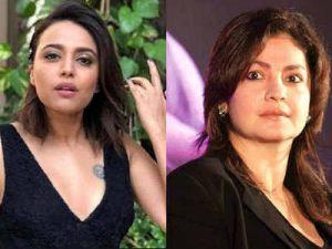 Actress Swara Bhaskar reacts sharply in support of JNU Students