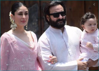 Saif Ali Khan belives taimur will be an actor for sure
