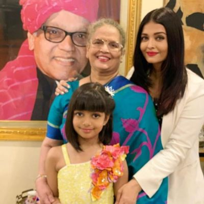 Aishwarya writes emotional post on father's birthday, daughter appeared with Aaradhya