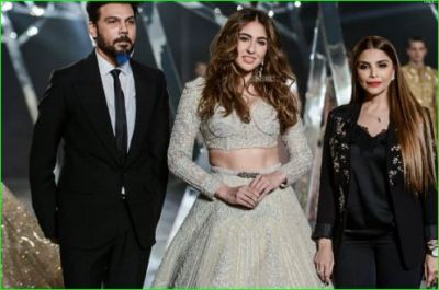 Sara Ali Khan stuns on Peacock magazine cover, check out photo here