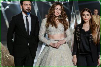 पीकॉक मैगजीन के लिए हॉट हुईं सारा अली खान, देखिए फोटोशूट