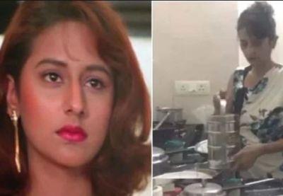 हिंदी सिनेमा की इस अभिनेत्री ने खोला अपना टिफ़िन सेंटर, रहने के लिए भी नहीं था घर