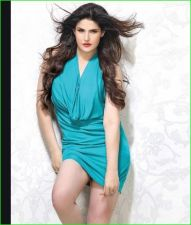 Homosexuality should be addressed in cinema: Zareen Khan