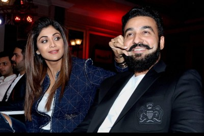 Shilpa Shetty writes special post for husband Raj Kundra on wedding anniversary