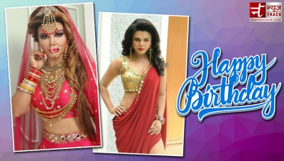 Birthday: Know the struggle story of Controversy Queen, Rakhi Sawant