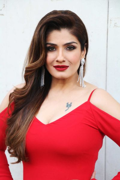 Raveena reveals Sharukh's secret, says- 'He meets my husband ...'