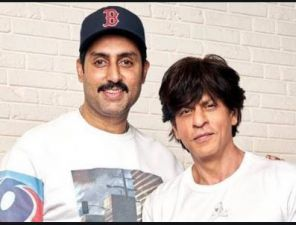 Abhishek Bachchan announced new project with Shahrukh's production house