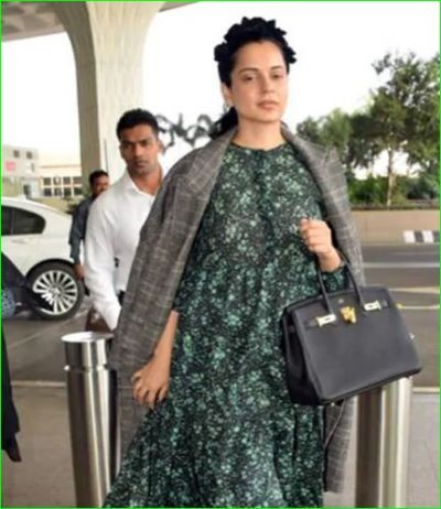 Kangana carries such expensive handbag, Know price!