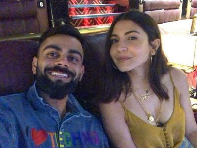 Virat Kohli and Anushka Sharma spending quality time together, shared pictures