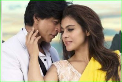 Kajol's hilarious reply on the question of marrying Shahrukh Khan