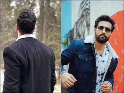 This actor saw snowfall for the first time; shared pictures