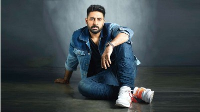 Abhishek Bachchan expresses happiness over opening of movie theatres, trolled