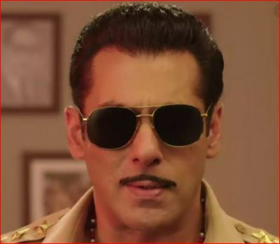 Salman changes his name on Instagram, shared Chulbul Pandey's video