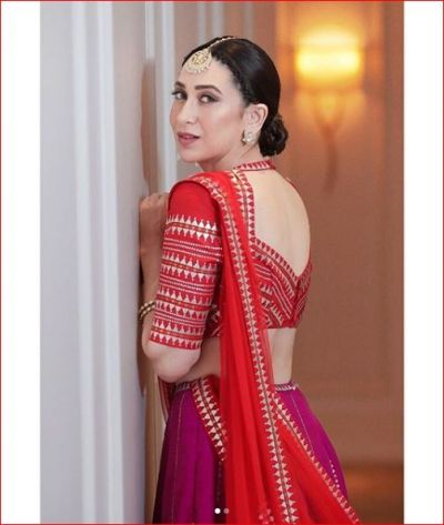 Karisma Kapoor supported Khadi, said- 'Mahatma Gandhi's thinking...'